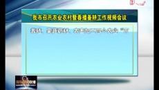 海东新闻联播 20200213