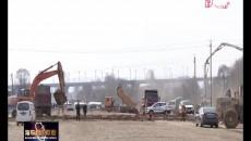 城投公司26個續建項目全部實現復工