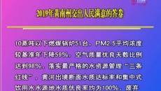 【喜迎两会】2019年黄南州交出人民满意的答卷