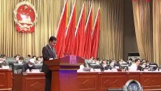 黃南藏族自治州第十五屆人民代表大會第六次會議隆重開幕