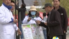 海西州开展防灾减灾日集中宣传活动