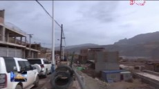 囊謙縣委工作組督查縣城市政道路建設推進情況