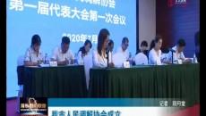 海東市人民調解協會成立