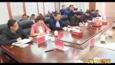 山東聊城市與剛察縣共同舉行對口援建項目簽約及捐贈儀式