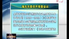 海東新聞聯播 20200906