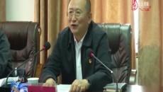 北京市昌平區委書記于長輝一行赴曲麻萊縣調研對口支援幫扶工作