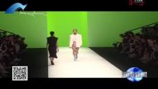 贵南:藏绣惊艳亮相上海国际时装周