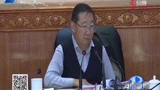 张文魁主持召开十三届州委第119次常委会会议