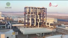 乌拉特中旗国家光热示范项目实现满负荷发电