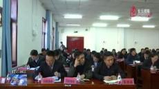 囊謙縣召開村(社區)兩委換屆選舉工作第二次推進會
