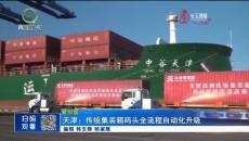 天津:传统集装箱码头全流程自动化升级