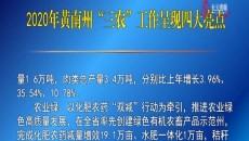 """2020年黄南州""""三农""""工作呈现四大亮点"""