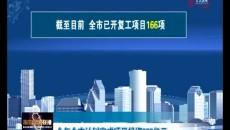 今年海东市计划完成项目投资323亿元