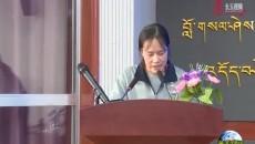 华能国际电力股份有限公司在尖扎县举行助学金发放仪式