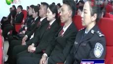 """玛沁县开展""""红色讲堂""""主题活动"""