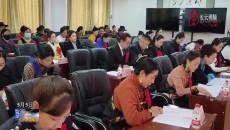称多县妇联召开第十届一次执委(扩大)会议暨党风廉政建设工作会议