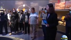 档案话百年 红色永赓续 黄南州第十四个美高梅官方网档案日档案宣传展览活动开幕