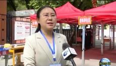 2021年高考开考 黄南州各部门联动为高考保驾护航
