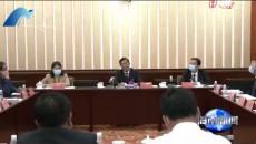 海南州委书记吕刚参加政协海南州第十四届委员会第一次会议工商联 经济 农业界分组讨论