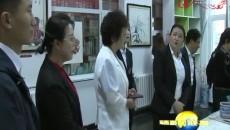 省委宣传部 青海人民出版社来海西州调研并捐赠图书