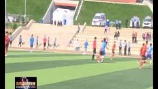 第七届全省民族运动会足球赛开赛