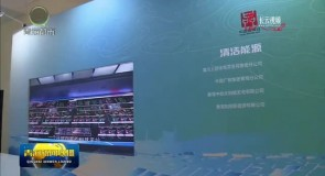 2021年中国品牌日活动在上海举行 青海省组团参加