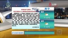 天氣預報 20190830