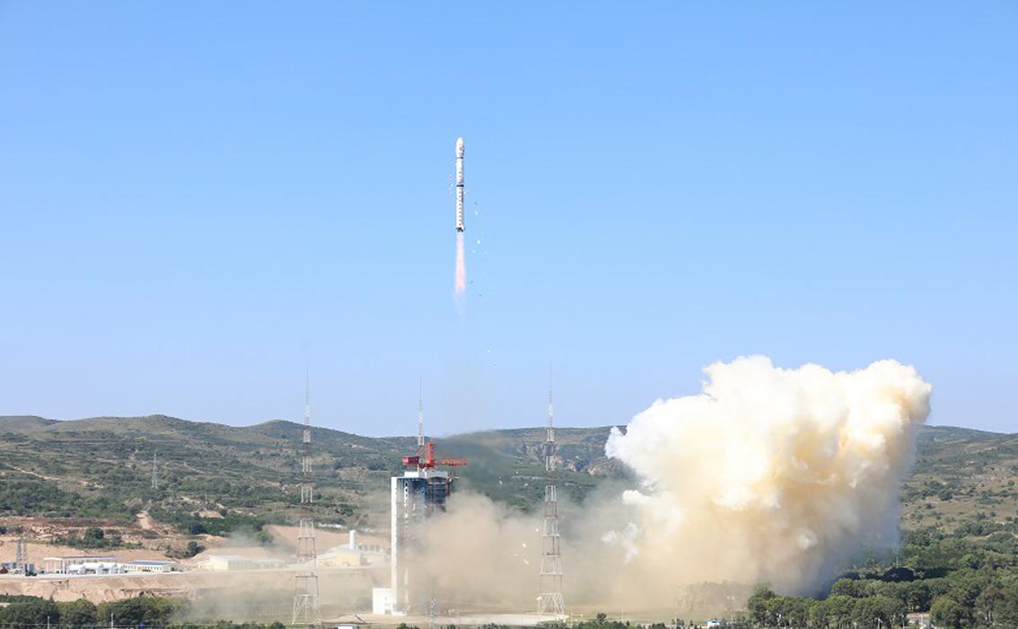 高光谱观测卫星成功发射 为环境监测提供数据保障