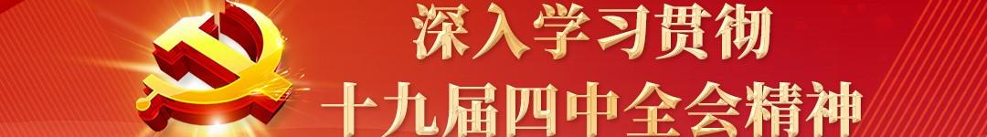 深入学习贯彻十九届四中全会精神