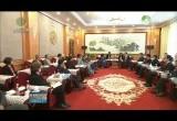 王建军会见出席2018藏毯展会的国内外嘉宾