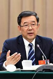 孙志刚代表:培育职业农民队伍 让贵州尽快富起来