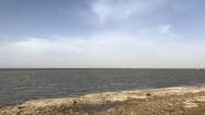 """青海湖""""开湖""""三到四公里"""
