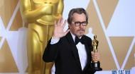 第90届奥斯卡《水形物语》成最大赢家 科比斩获小金人