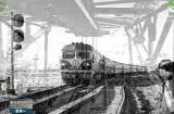 【改革开放40年人和事】1984年:青藏铁路一期西宁至格尔木段交付使用