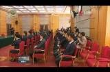 """教育部""""奋进手拉手"""" 支持青海玉树公益项目签约"""