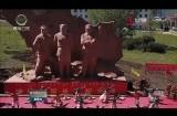 果洛州班玛红军长征纪念碑落成