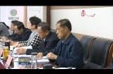 省十三屆人大常委會主任會議召開
