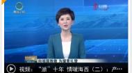 """""""浙""""十年 情暖海西(二):产业扶持促腾飞"""