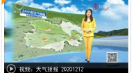 天氣預報20201212