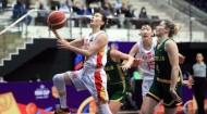 女篮亚洲杯:中国队82:64力克澳大利亚成功晋级四强
