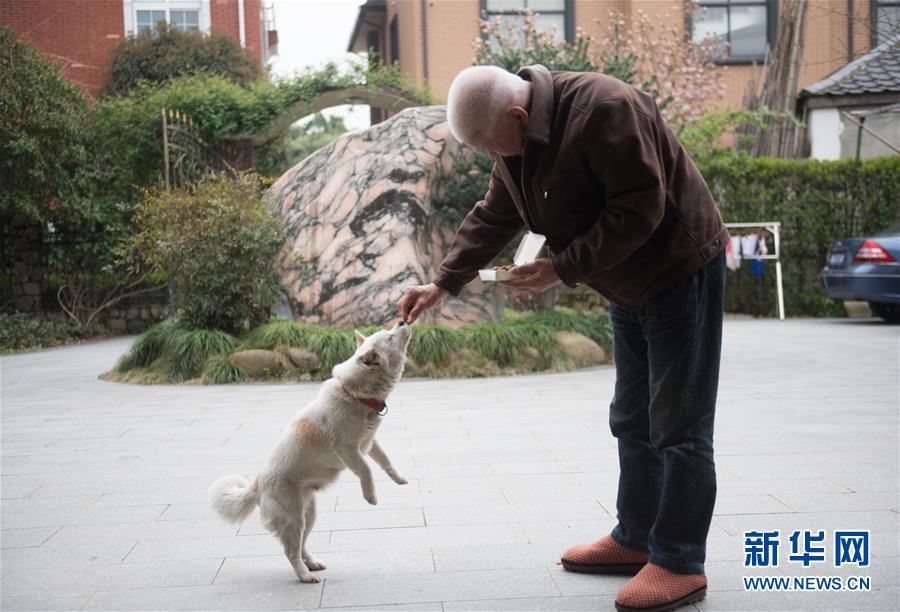 (社会)(12)自愿结伴 抱团养老