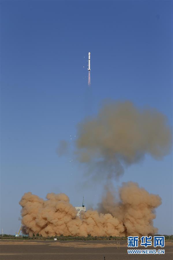 (科技)(4)我國成功發射試驗六號02星