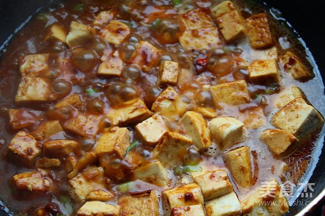 饭店超级下饭大众菜熘酱豆腐的步骤