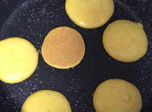 藜麦南瓜鸡蛋松饼的步骤