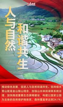 海报| 2021年政府工作报告,提到这些生态环保关键词