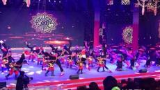 青海广播电视台安多卫视大型综艺节目 黄金大舞台拍摄完成