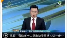 青海省十二届政协委员结构进一步优化