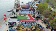 香风百里梨花雨  最是一年春好处 ——2018年青海·贵德第十三届黄河文化旅游节盛大开幕