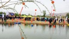 """青海境内 首次举办大型皮划艇赛事——首届""""Twin Lotus双莲杯""""青海千姿湖皮划艇邀请赛隆重召开"""