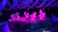 青海省首部生态环保主题大型原创音画舞蹈诗《绿水青山 幸福西宁》在西宁演出